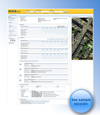 View Sample Residential Page