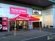 business image of The Tyre Co