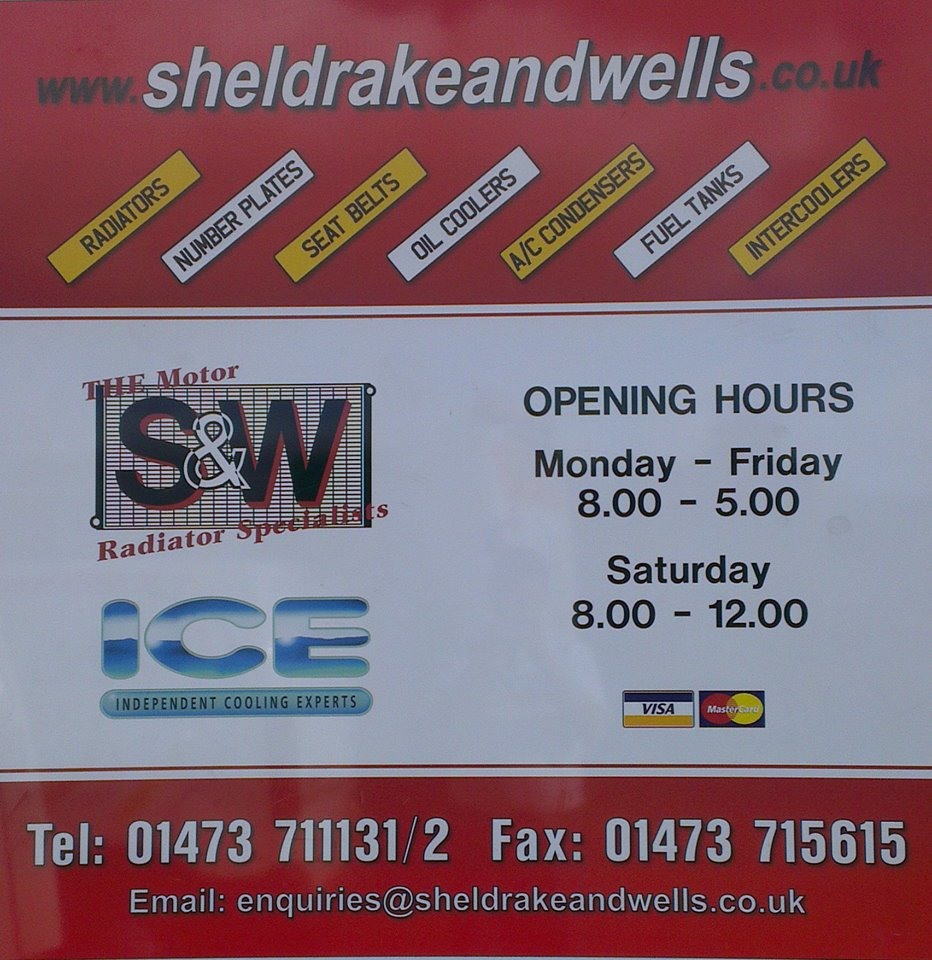 Sheldrake & Wells Ltd