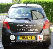 business image of Clive Thompson