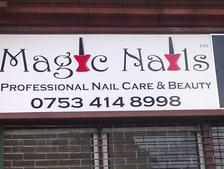 business image of Magic Nails
