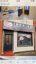 business image of Horwich Ironing