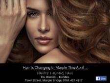 business image of Harry Thomas Hair