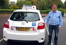 business image of Harwood Driving School