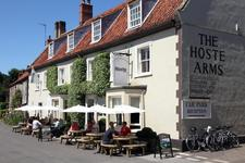 business image of The Hoste