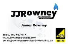 business image of Jj Rowney Gas & Heating Engineers