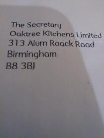Oaktree Kitchens Limited