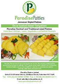 Paradise Patties Ltd