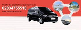 Taxi Hire London City Airport - Bestminicab.Co.Uk