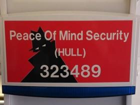 Peace Of Mind Security Hull Ltd