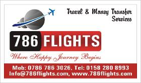 786Flights Ltd