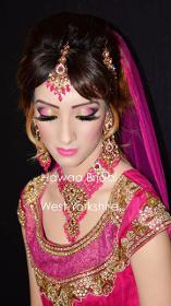 Hawaa Bridal  Asian Bridal Hair & Makeup Artist (Bradford Leeds Huddersfield Keighley Batley Bingley West Yorkshire)