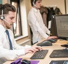 Outlook Customer Services Uk