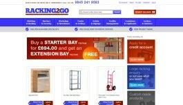 Racking 2 Go Ltd