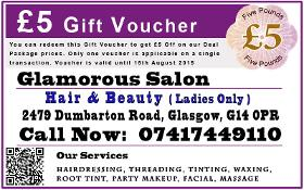 Hair salon open sunday glasgow