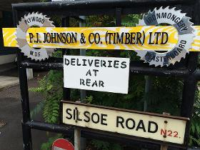 P J Johnson & Co (Timber) Ltd