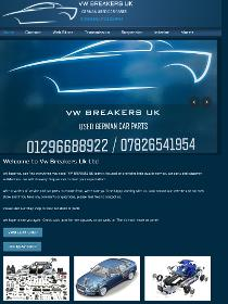 V W Breakers Uk
