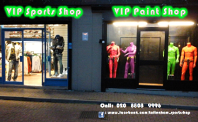 Vip Sports & Graffiti Paint Shop