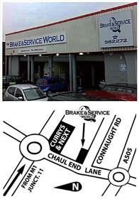 Brake And Service World Luton