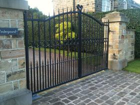 South Yorkshire Gates Amp Railings Ltd Gate Mnfrs