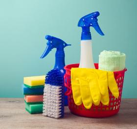 Ashley Cleaning Supplies