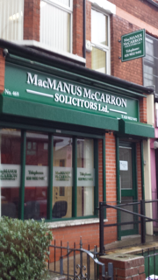 Macmanus Mccarron Solicitors Ltd