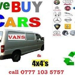 Do Car Dealers Trade In Scrap Cars