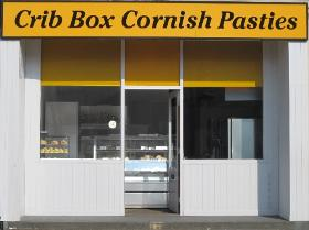 Crib Box Cornish Pasties