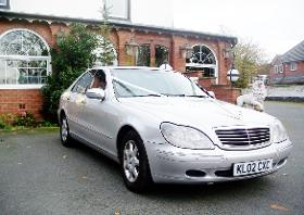 H S Wedding Car Hire Blackpool
