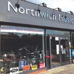 Northwich Music Centre