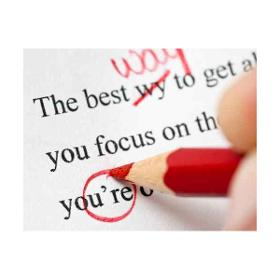Christal Clear Proofreading - Lincolnshire Proofreading Service
