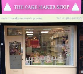 Cake Decorating Supplies Brighouse