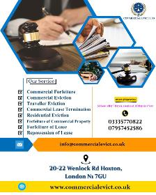Squatters Removals London   Commercial Evict Ltd