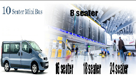 Stansted Airport Minibus Transfers