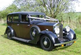Edinburgh Rural Vintage Car Hire