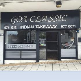 Goa Classic Take Away Meal Outlets In Bristol Bs4 5be