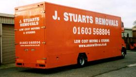 J Stuart Removals