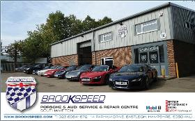 Brookspeed Ltd