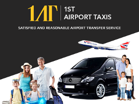 1St Airport Taxis Luton