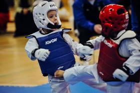 Hadri Taekwondo Little Dragons - Leytonstone