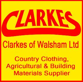 Clarkes Of Walsham Ltd Builders Merchants In Bury St