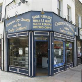 Champers Dry Cleaners