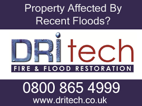 Dritech Fire And Flood Restoration