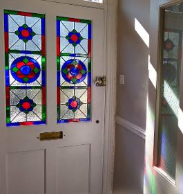 Somerset Stained Glass
