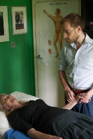 George Monkhouse Acupuncture