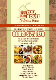 Full House Chinese Takeaway