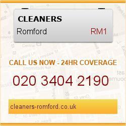 Cleaning Services Romford