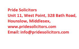 Pride Solicitors