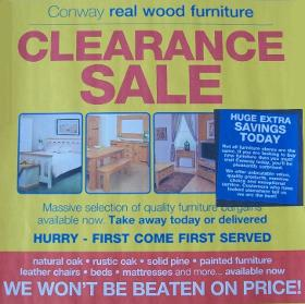 Charming Conway Furniture