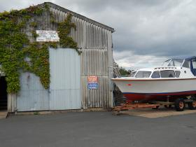 Mill House Boatyard (Previously George Judge Ltd.)